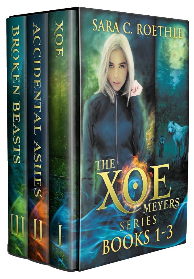 XOE Boxset 1-3